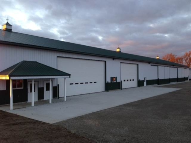 Maintenance Shop:  Lepples' Ridge-View Farm Inc., Beaver Dam, WI