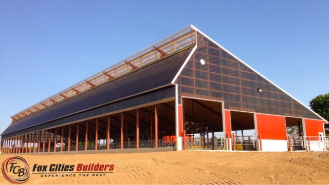 Agricultural Construction: RobotDairy:  Jerry & Kay Sternweis, Marshfield, WI