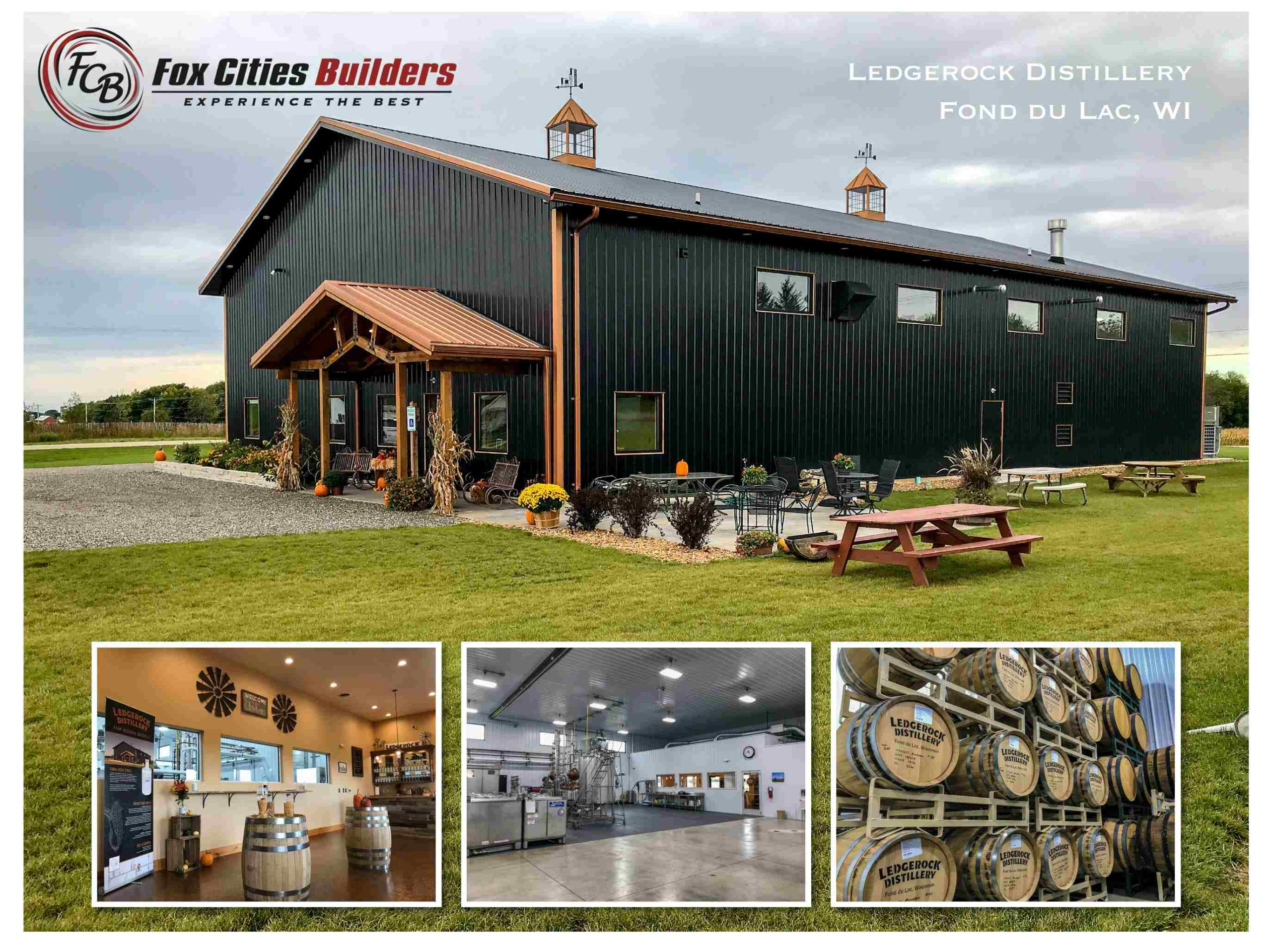 Ledgerock Distillery