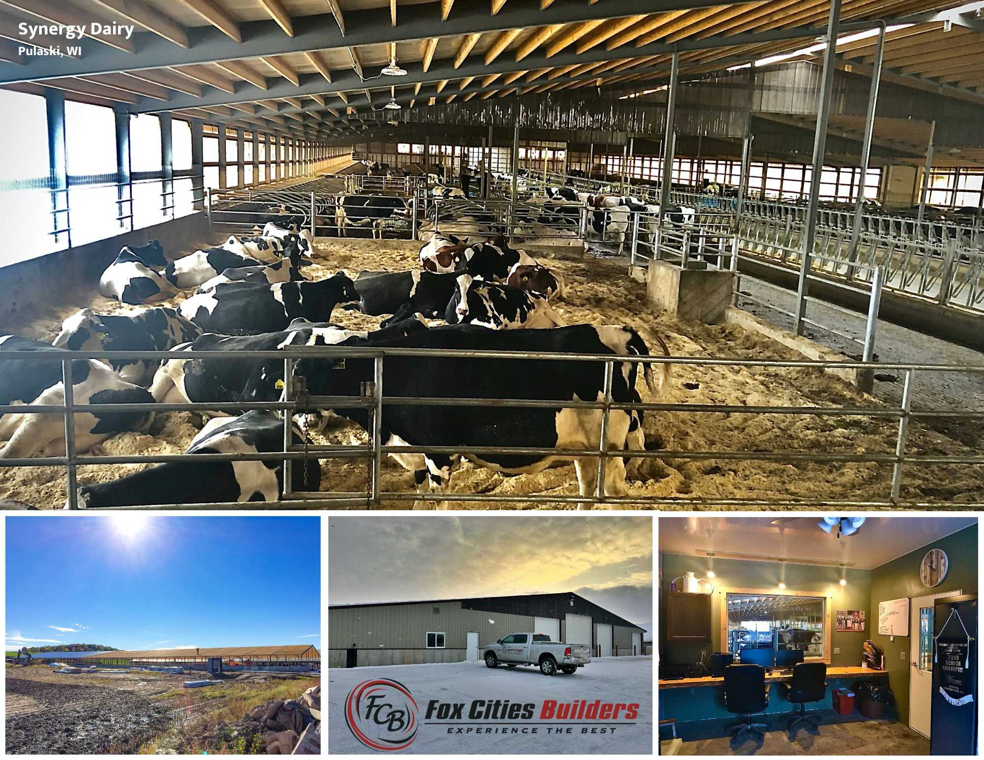 Synergy Dairy - Freestall Addition