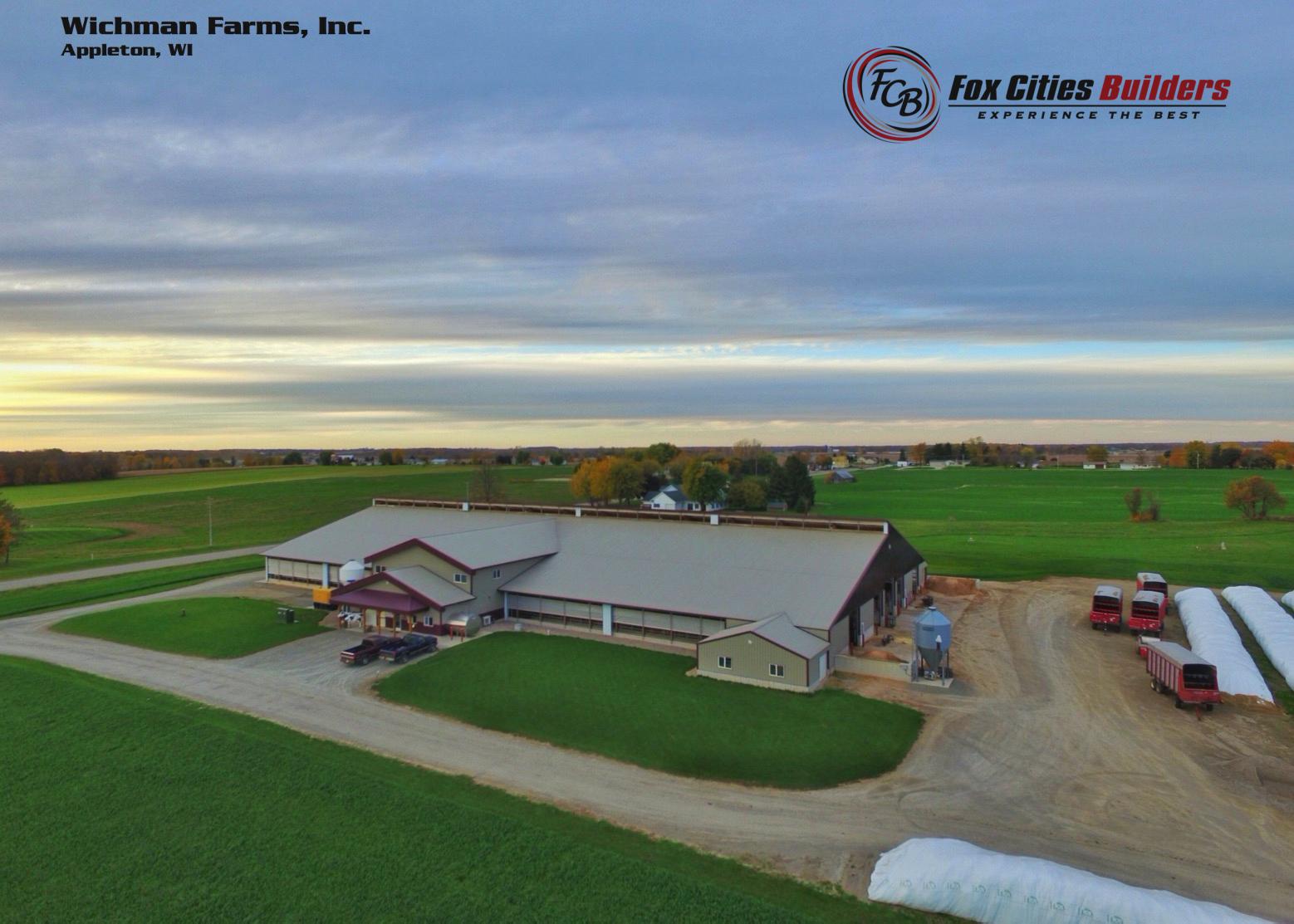Wichman Farms RobotDairy