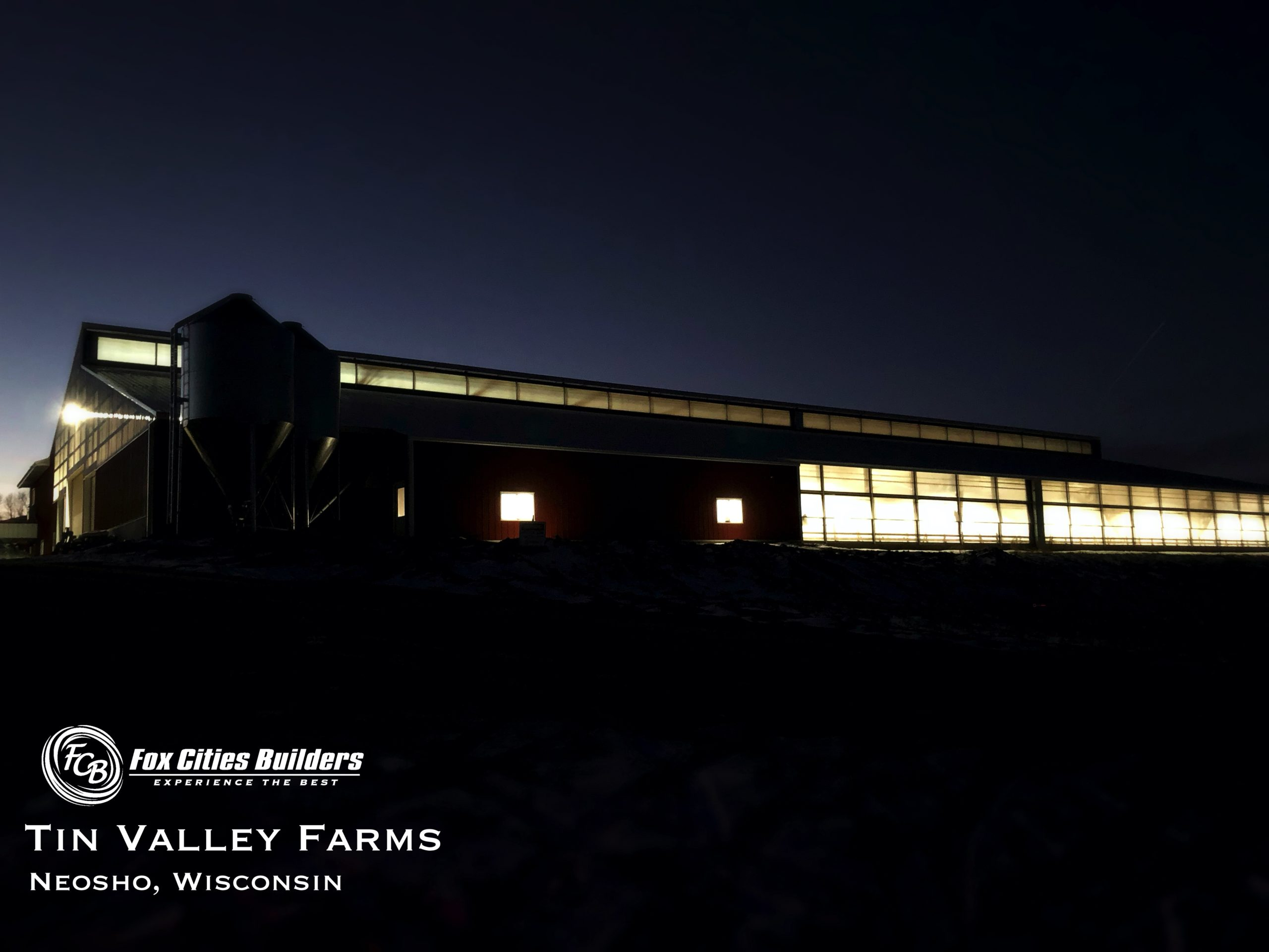 Tin Valley Farms - Retrofit