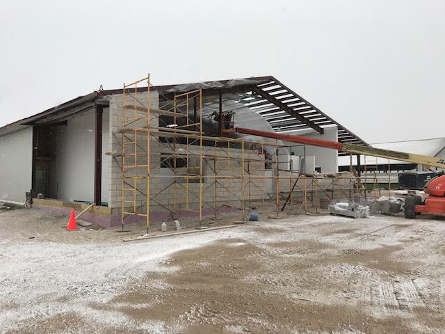 Dairyland Farm - Parlor Expansion
